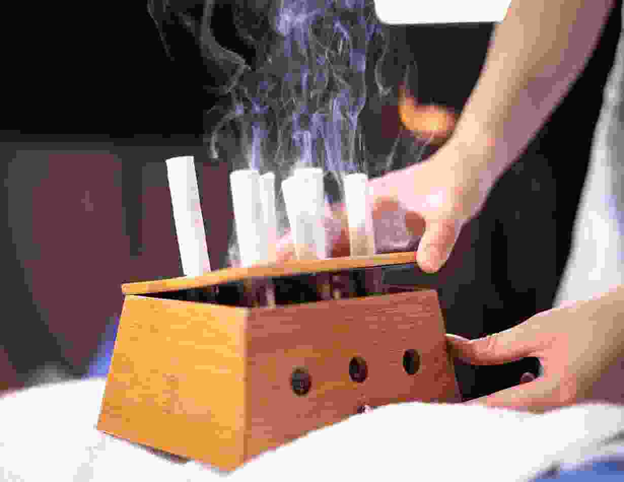 Chinese Moxibustion